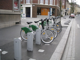 Amiens smart way to cut traffic