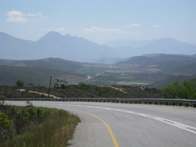 Out of the Karoo